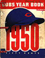 1950 Cubs yearbook