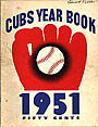 1951 Cubs yearbook